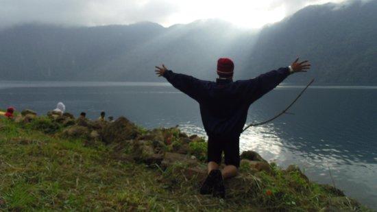 Lake Holon: eternity