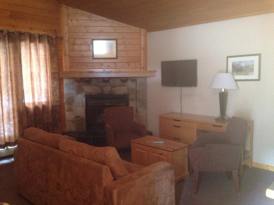 Bear Hill Lodge: Chalet studio
