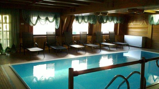 Hotel Ladinia: la piscina