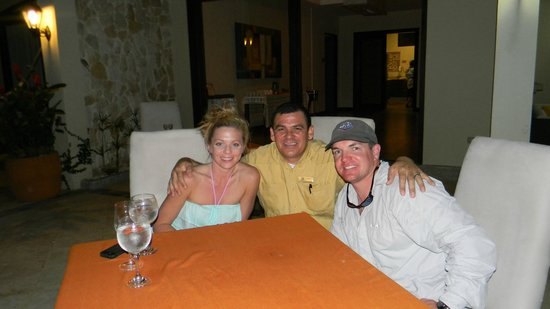 Villa Buena Onda: we loved the staff