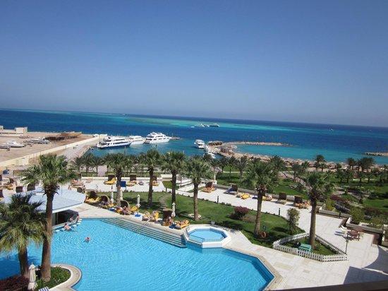 room 521  Hilton Plaza 5* Єгипет,  Хургада - photo