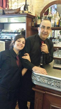 Le Tournedos : Camerieri simpatici!!!