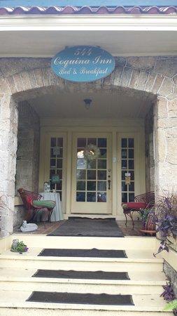 Coquina Inn B&B: Entrance