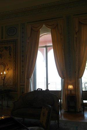 Villa & Jardins Ephrussi de Rothschild: Зал