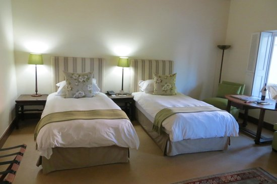 Spier Hotel : Our room