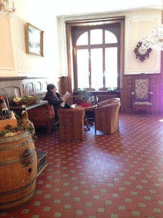 Fravi Hotel : boiserie