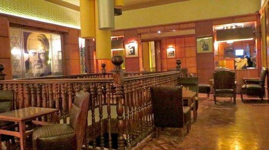 Hotel des Iles: Bar