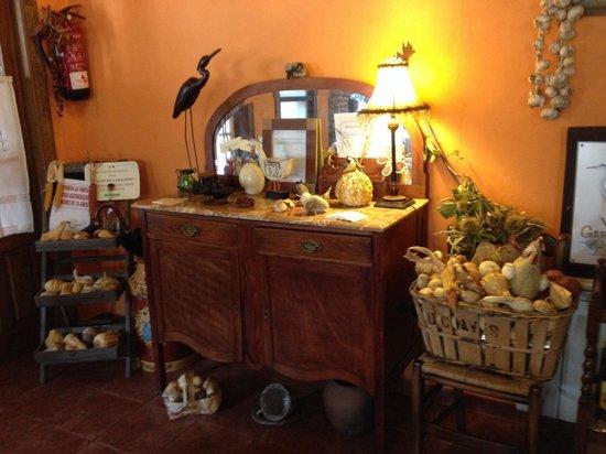 Restaurante-Hotel Rural La Garza Real: Lo que te esperas de una casa rural: buen gusto