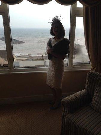 Victoria Hotel: Sea View