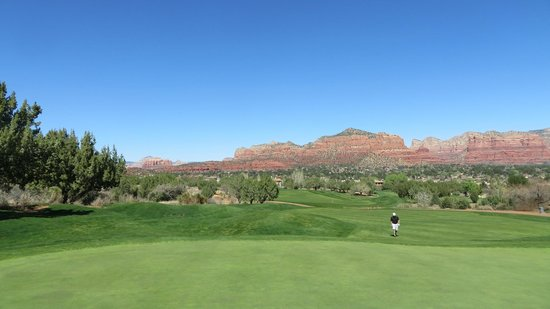 Sedona Golf Resort: Sedona Golf  Resort