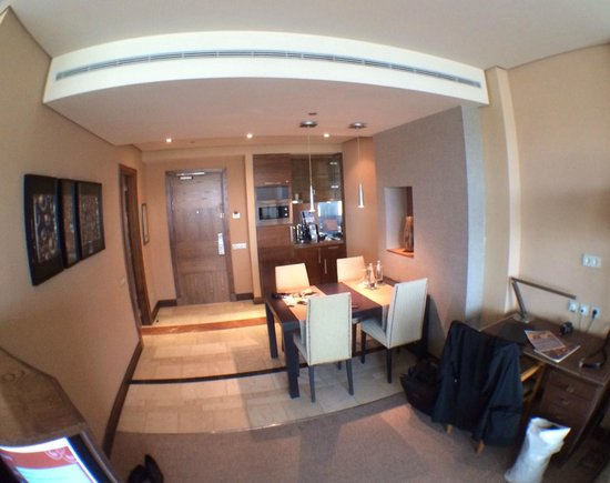 Eurostars Suites Mirasierra: Room 907