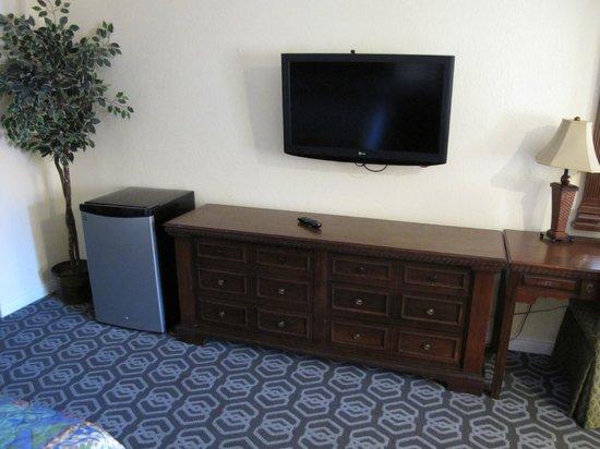 Rodeway Inn & Suites: ecran plat