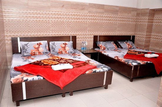 Asha Guest House : four Bed
