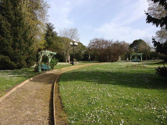 Domaine de Fompeyre : Jardins
