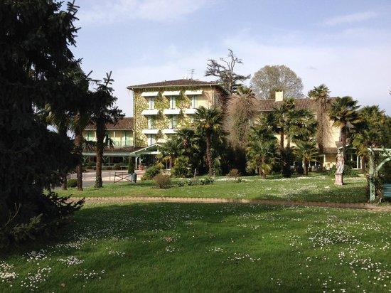 Domaine de Fompeyre : L'hotel