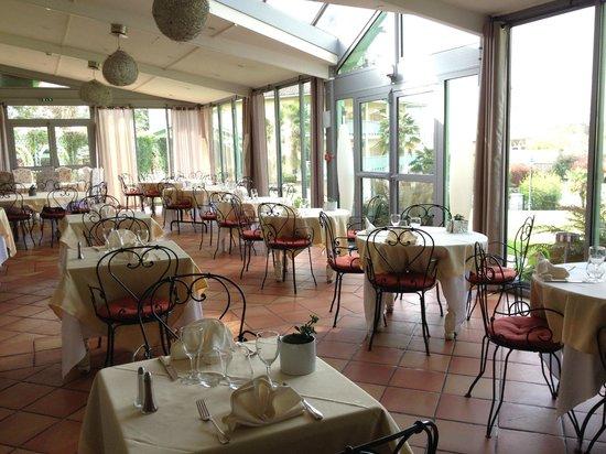 Domaine de Fompeyre : Salle à manger