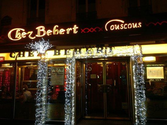 Restaurant Tres Bonne Viandes Paris