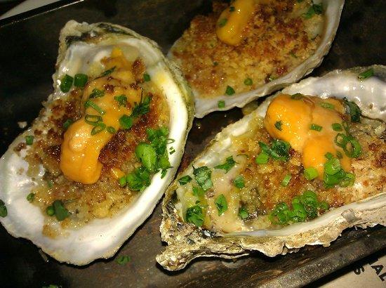 Graffiato: Oysters