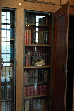 Villa Grecque Kérylos : Библиотека
