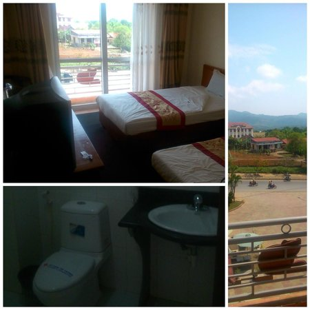Thai Ninh Hotel - only because you have to