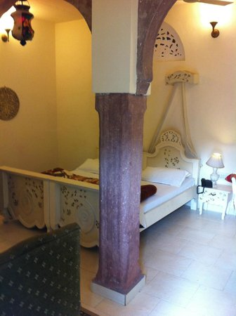 The Kothi Heritage: my lovely room