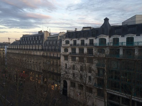 InterContinental Paris Le Grand: 景色