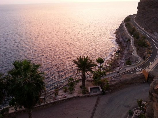 Gloria Palace Amadores Thalasso & Hotel : View from Hotel
