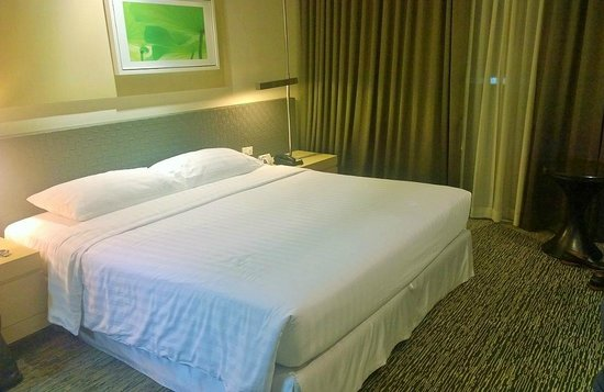 BEST WESTERN PREMIER Amaranth Suvarnabhumi Airport: Bedroom