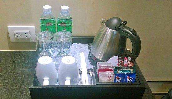 BEST WESTERN PREMIER Amaranth Suvarnabhumi Airport: Coffee/Tea Service