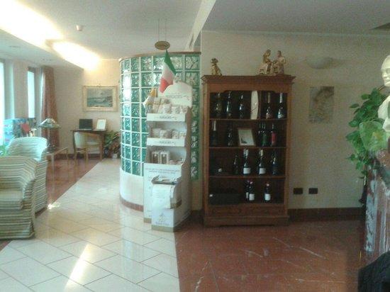 Hotel La Fonte: Interno