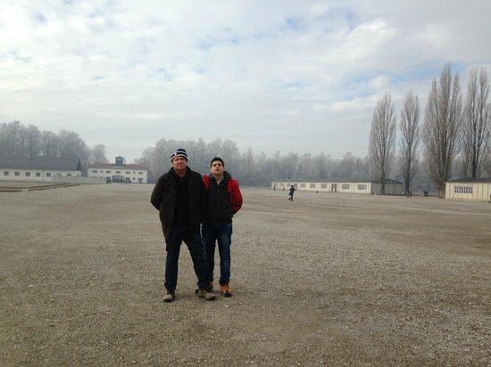 KZ-Gedenkstätte Dachau: Dachau- Primeiro Campo de Concentracao da Alemanha