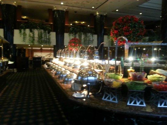 Grand Hotel Beijing: Breakfast Buffet