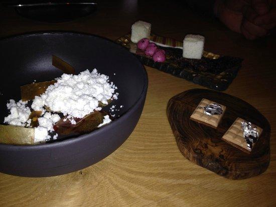 The Tasting Room: Surprise Tasting Menu Jan-2014