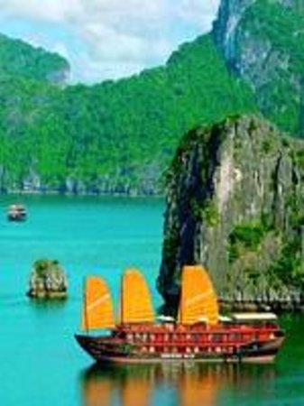 Vietnam Open Day Tours : Halong Tours