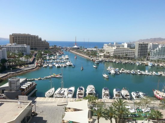 Crowne Plaza Hotel Eilat : Room View