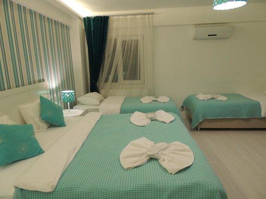 Yazar Hotel: chambre familiale ideale pour les copines