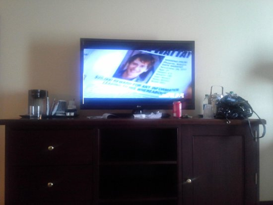 Sheraton Atlanta Perimeter North: TV