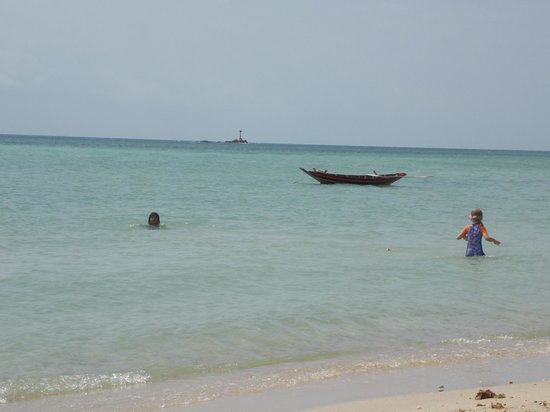 Nice Sea Resort: пляж