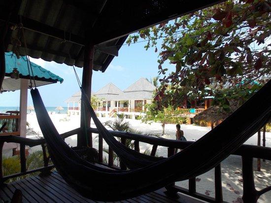 Nice Sea Resort: гамаки)))