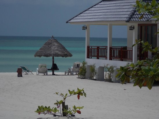 Nice Sea Resort: выход на пляж