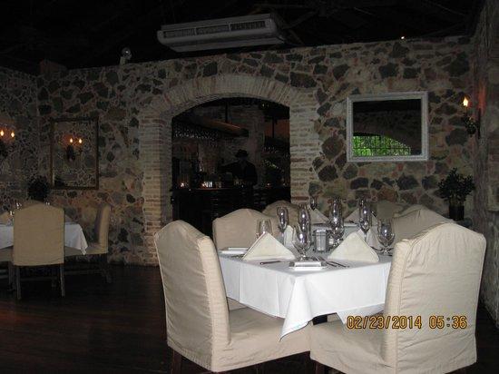 Inside Old Stone Farmhouse