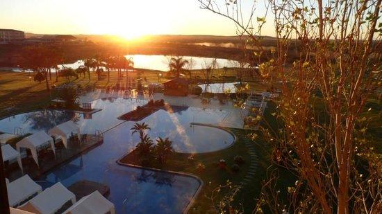 Arapey Thermal Resort and Spa: Amanecer en Arapey