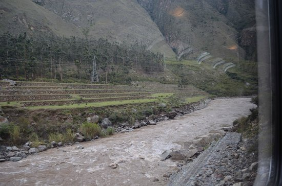 PeruRail - Vistadome: vista