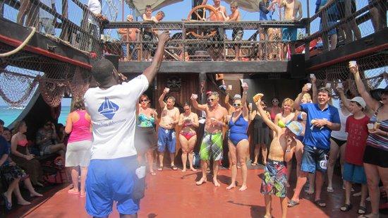 Memories Splash Punta Cana : you must go here...stingray bay..
