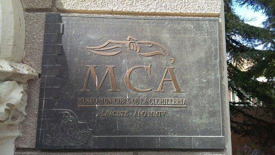 Museo Municipal de la Cuchillería: Музей