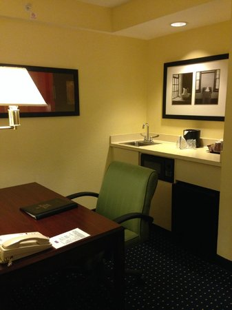 SpringHill Suites Jacksonville : Wetbar