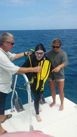 Florida Keys Dive Center: Yay - successful mission!