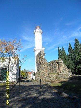 Leuchtturm von Colonia del Sacramento: Faro