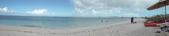 Atlantic Ocean Beach Villas: Grace Bay Beach