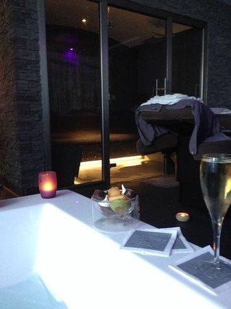 Hotel les bains de Cabourg: parenthese romantique